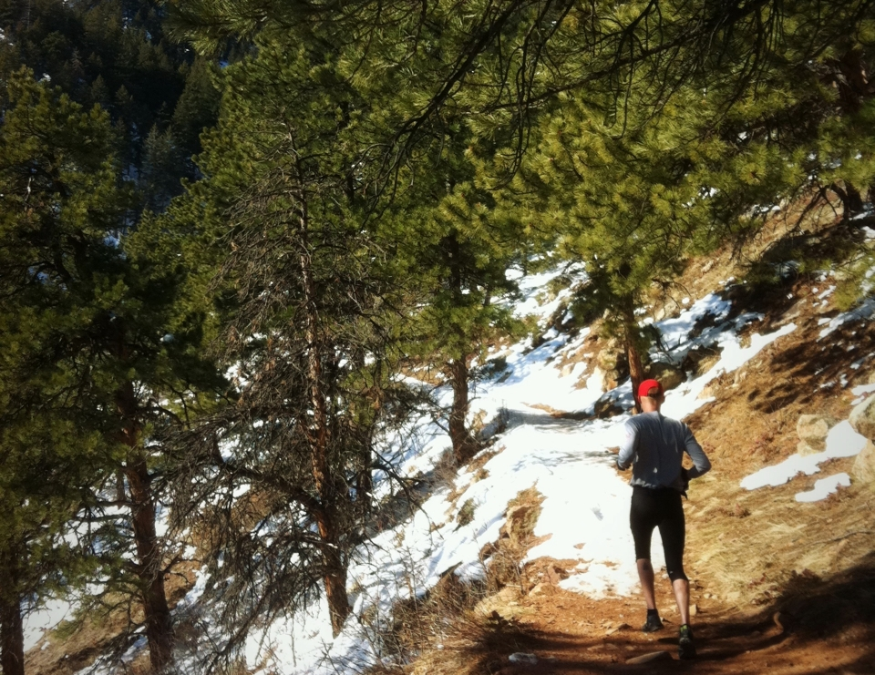Boulder Colorado – Mesa Trail