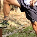 picture of gaiters used for trail running