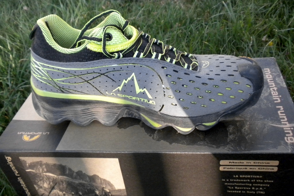 La Sportiva Electron Trail Shoes