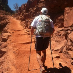 The Trekking Pole Advantage