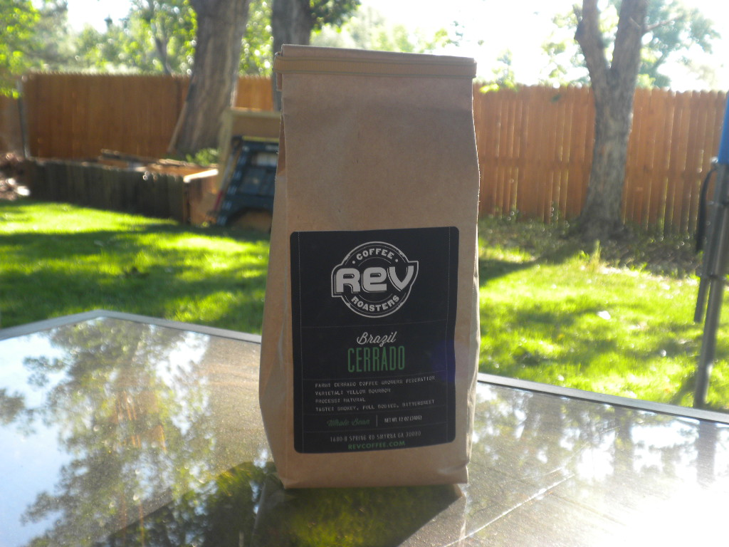 REV Coffee- Review