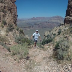 Running The Grand Canyon