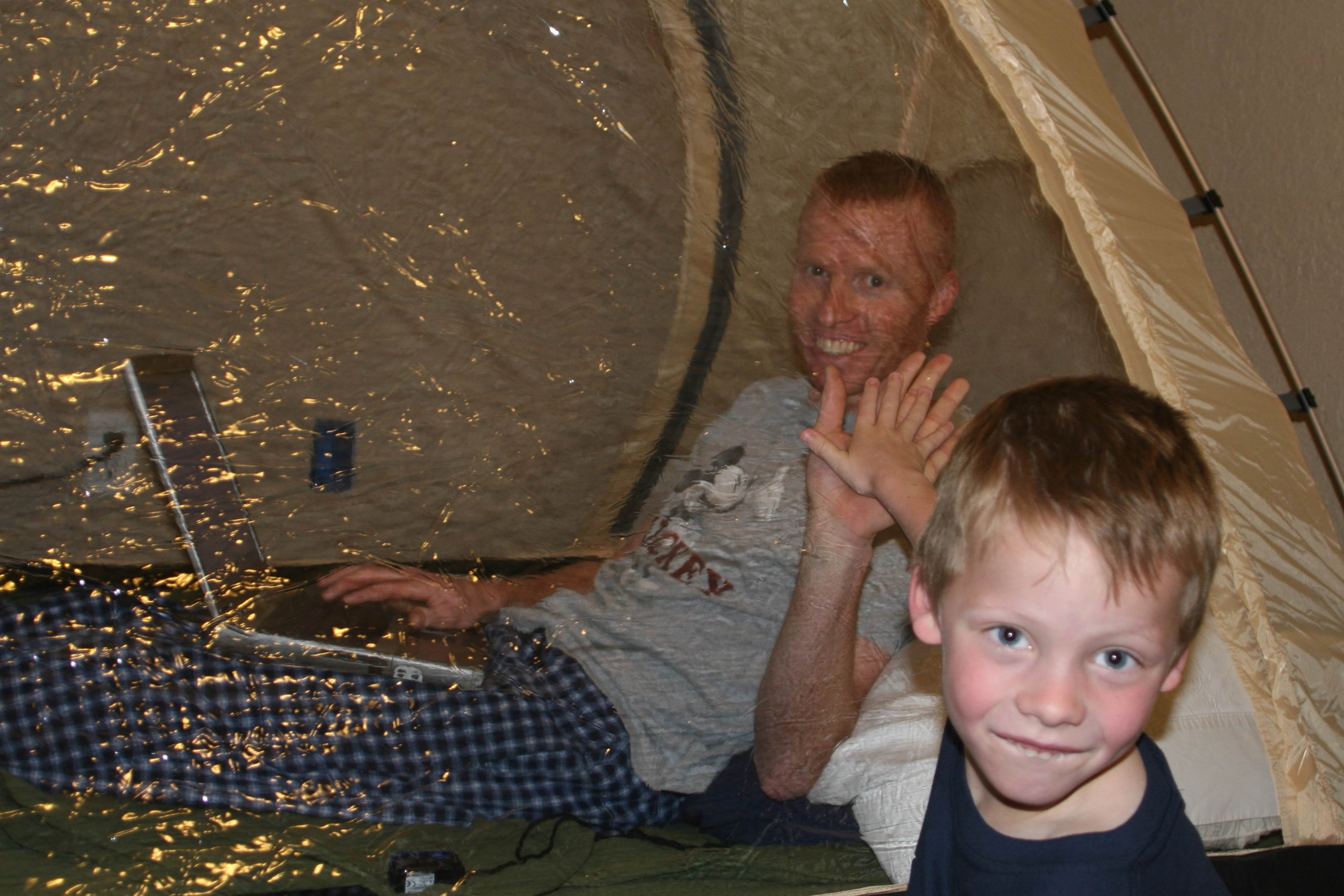 Sleeping at 15,000ft: Hypoxico Altitude Training: Part 1