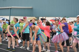 Crazy Ladies in Tutus