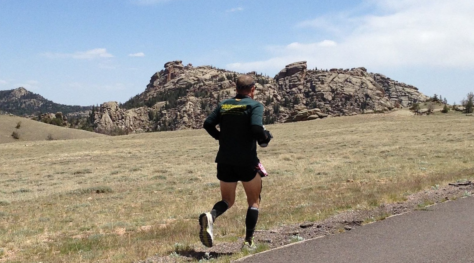RACE REPORT: Rocky Mountain Double Marathon