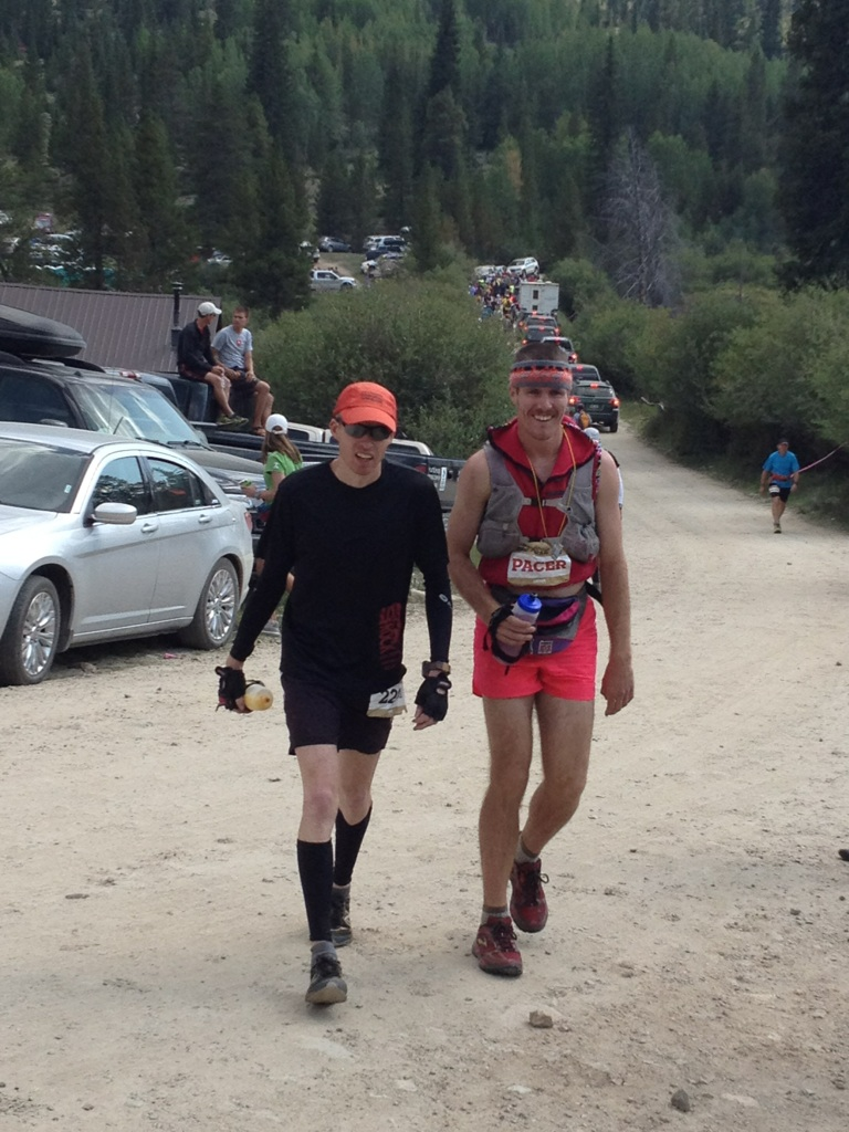 Fight the Tummy: My Leadville 100 Experience