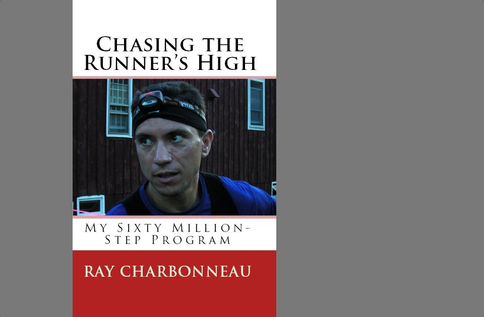 picture of Ray Charbonneau's book cover
