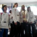 picture women's USA 24 hour team at the world championships