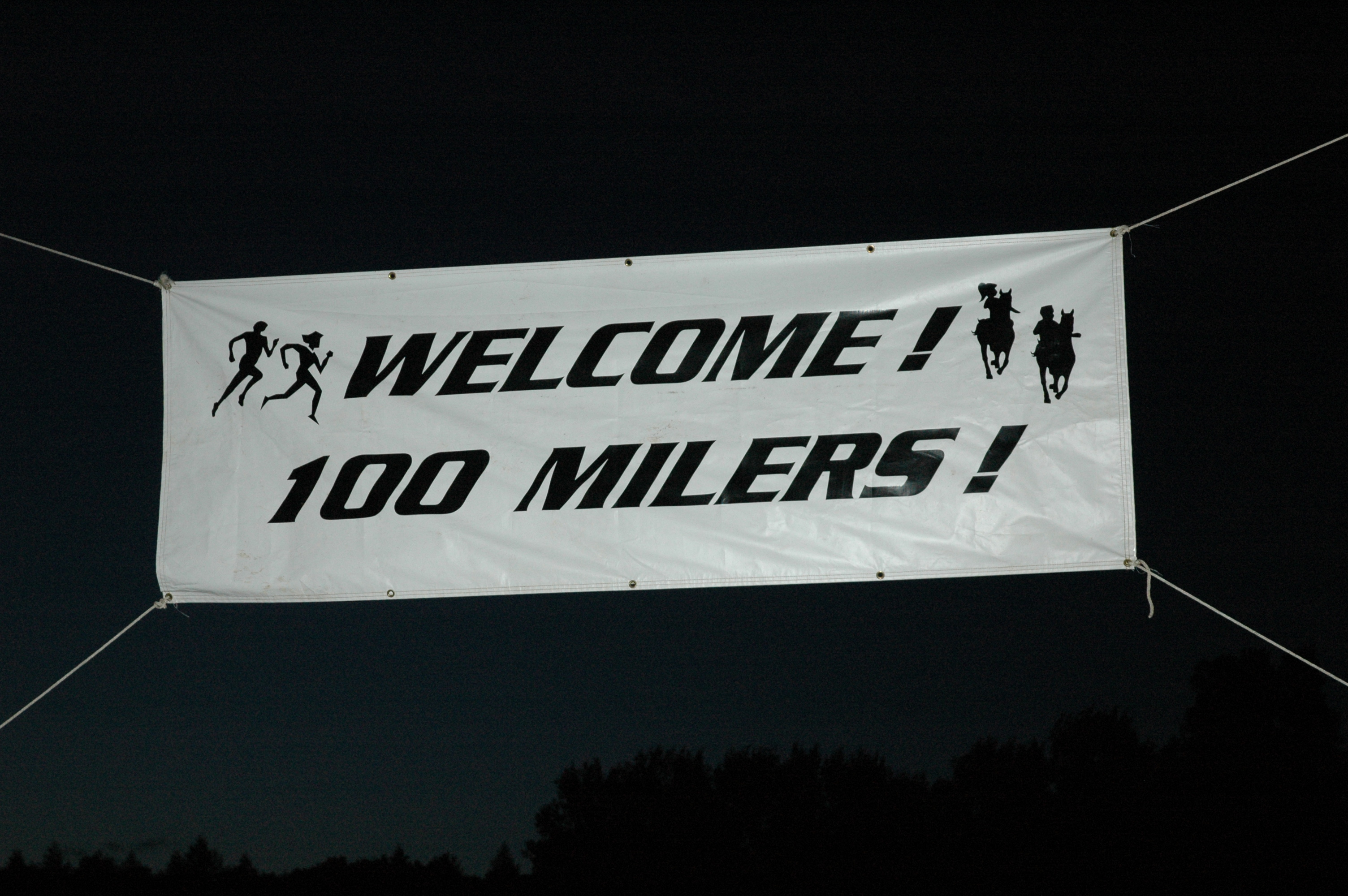 Choosing Your First 100 Miler