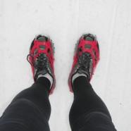Ultra Training Through Winter