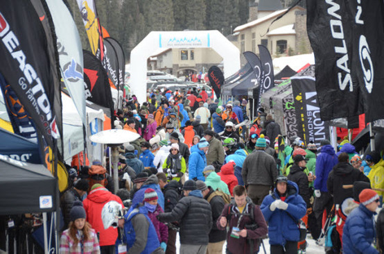 Picture of Winter Market Outdoor Retailer Demo Day