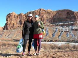 Yay Moab! - The Finish