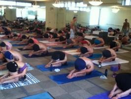hot method yoga class westminster