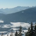 View over Inzell