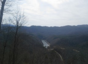 A Short Romp Through the Smokies: Nantahala Hilly Half Race Report