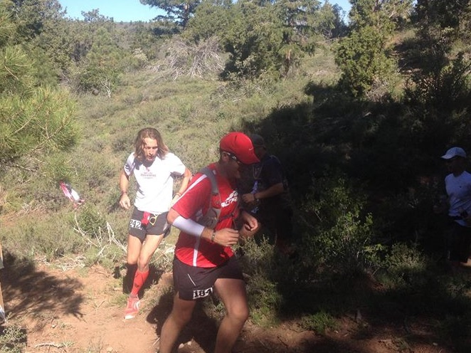 Running the 2013 Bryce 100K