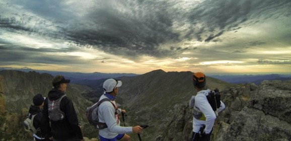 Colorado 14ers: Adventure Ultrarunning