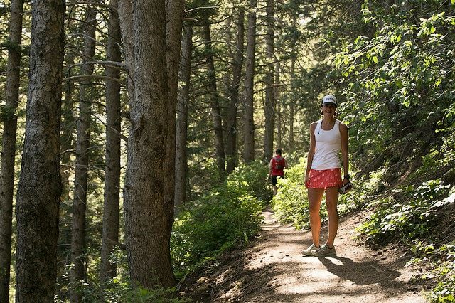 Patagonia Nine Trails Skirt Britta
