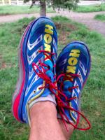 Post run, dang those look good.