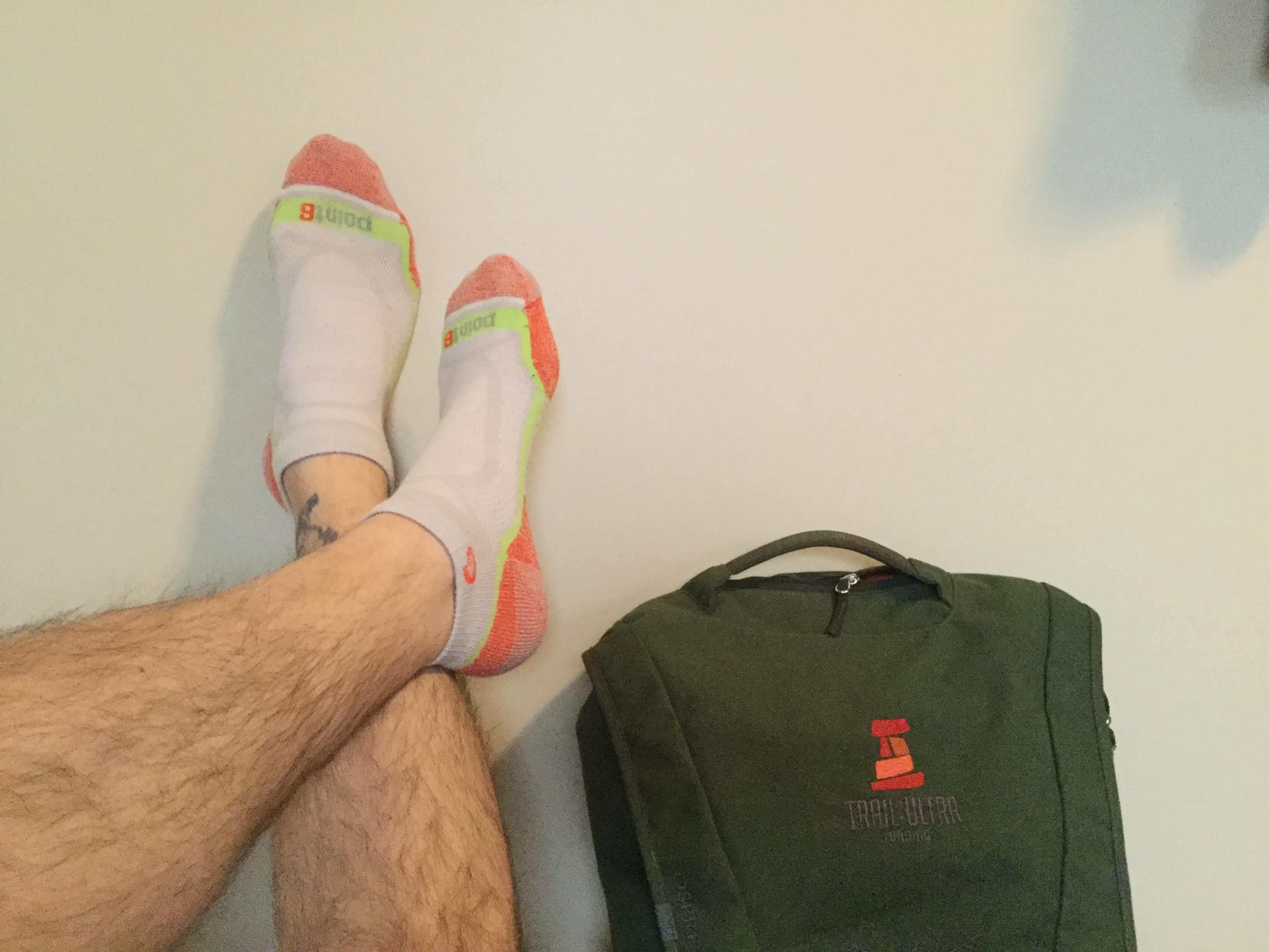 point6 Running Ultra Light Mini Crew Socks