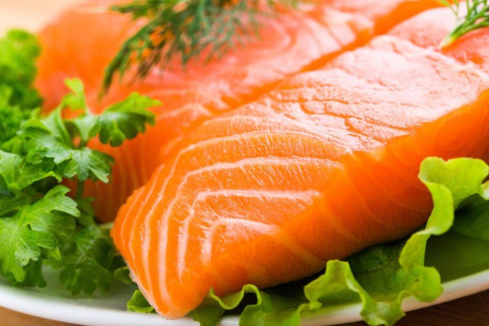 Salmon.