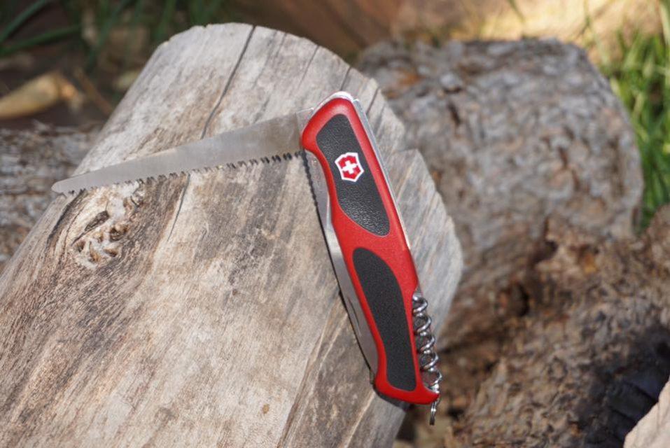 Swiss Army Ranger Knife