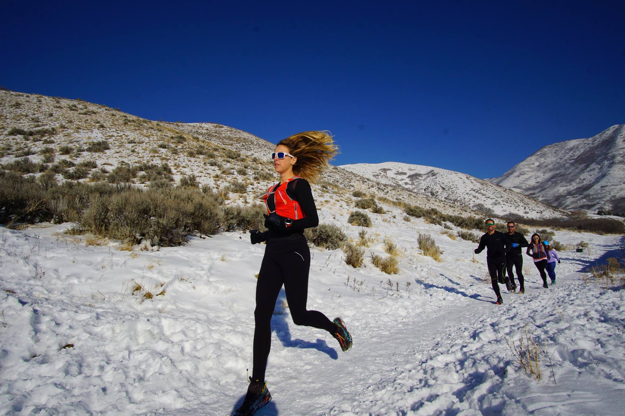 How To Keep Snow Out Of Trail Running Shoes
