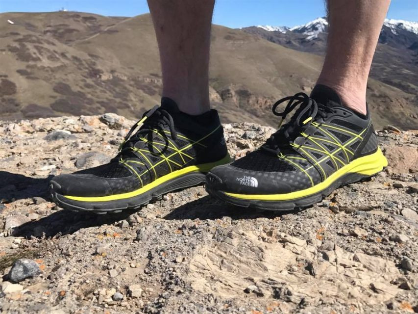 NorthFace Ultra Vertical Review Trail And Ultra