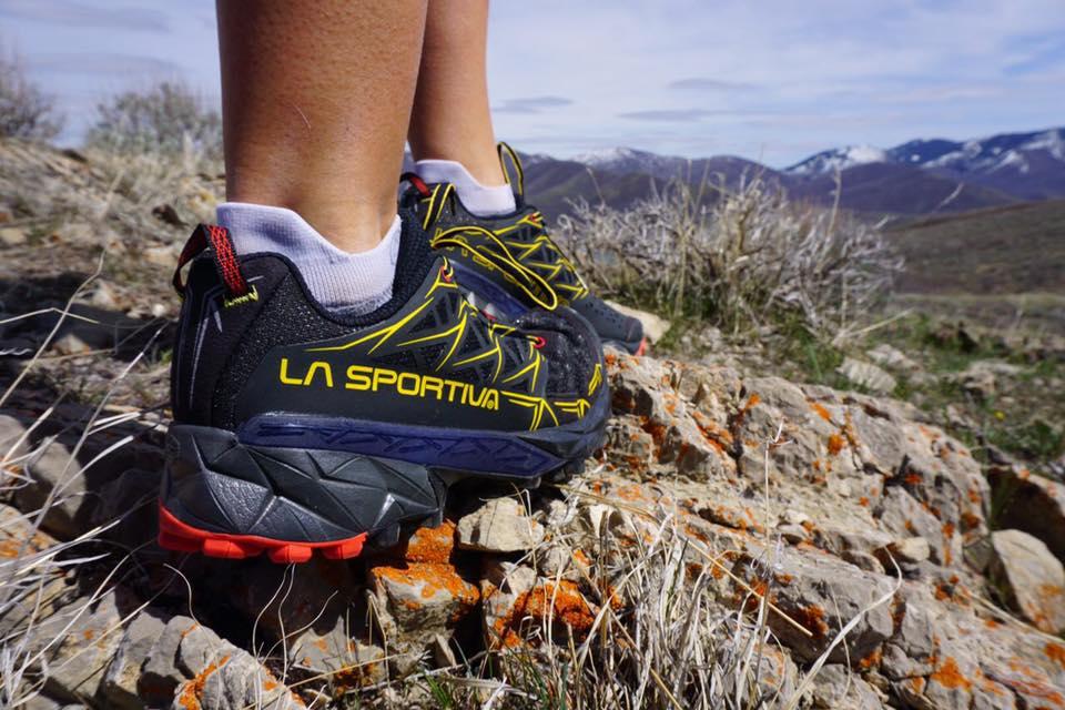 La Sportiva Akyra Shoe Review - Trail