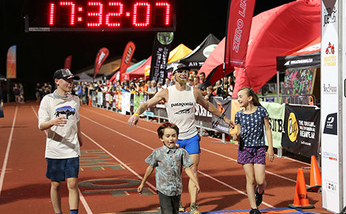 Altra Athletes Perform at Western