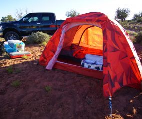 Car Camping Love