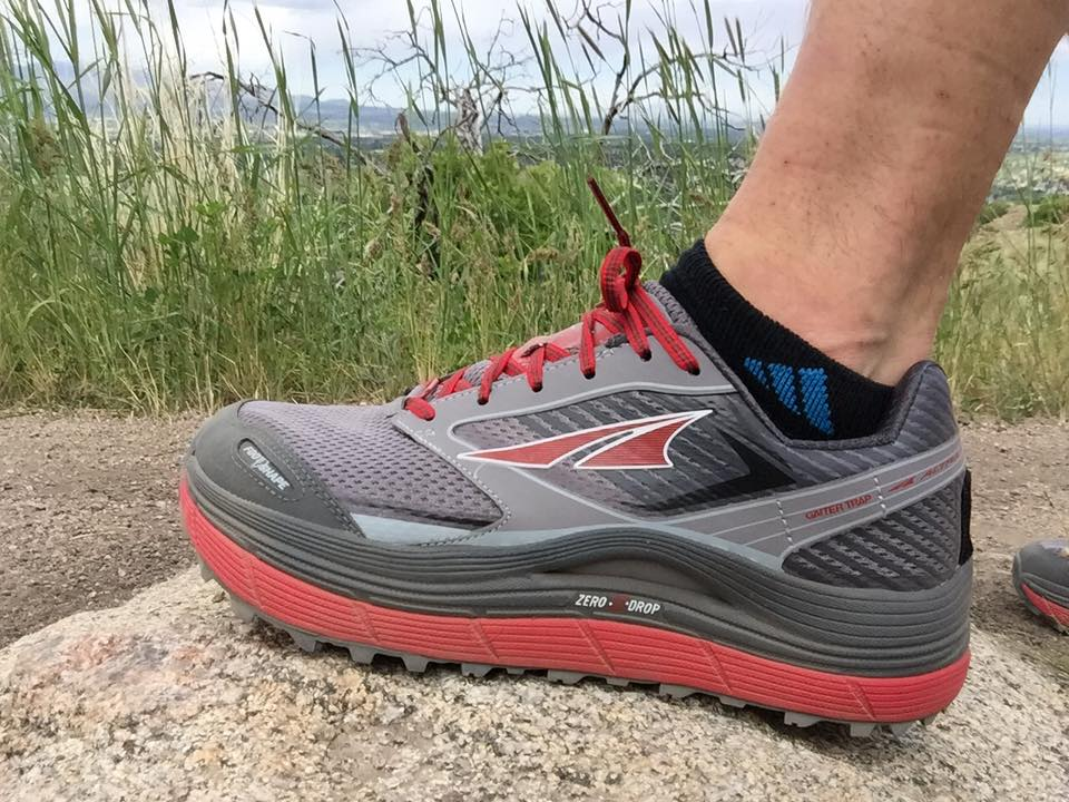 Altra Olympus 2.5 review - Trail And